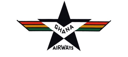 Logo of Ghana Airways
