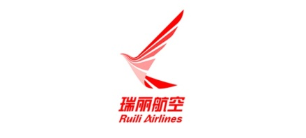 Logo of Ruili Airlines