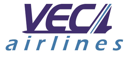 Logo of Veca Airlines
