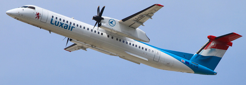 Luxair Bombardier DHC-8-400