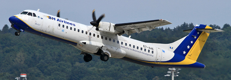 B&H Airlines ATR72-200