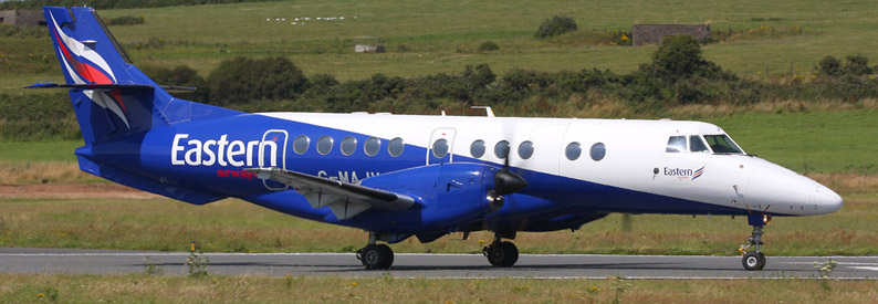 Eastern Airways BAe Jetstream 41