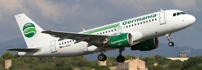 Germania Airbus A319-100