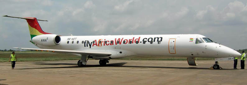 Ghana's Africa World Airlines builds fortress Accra