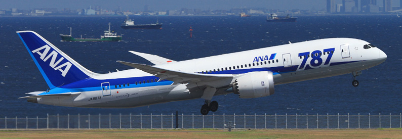 ANA - All Nippon Airways Boeing 787-8