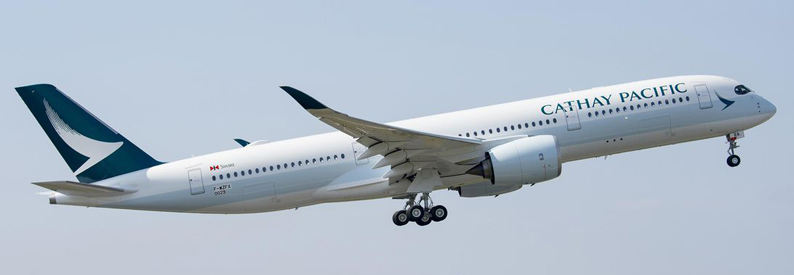 Cathay Pacific Airbus A350-900XWB
