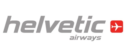Logo of Helvetic Airways