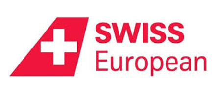 Logo of Swiss European Air Lines