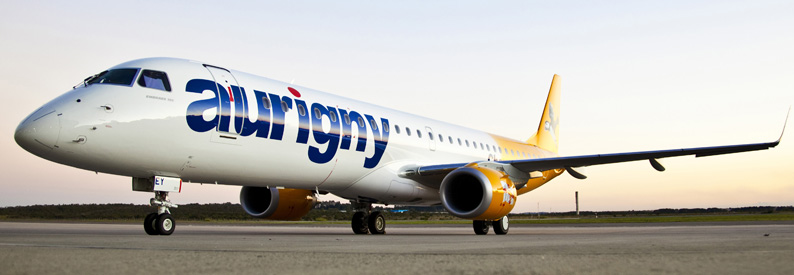 Aurigny Air Services Embraer 190-200