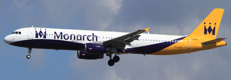 Monarch Airlines Airbus A321-200