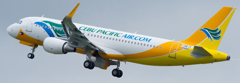 Cebu Pacific Air Airbus A320-200SL