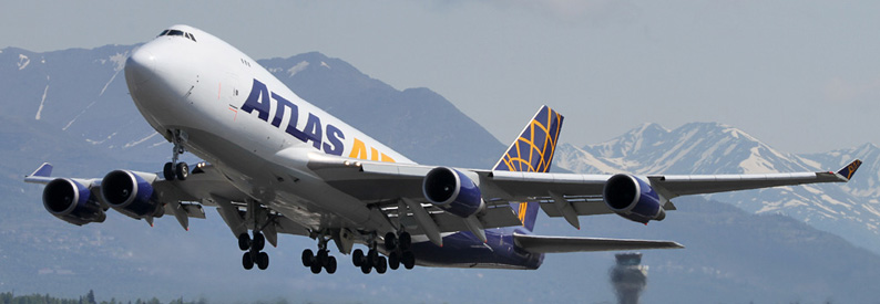 Atlas Air Boeing B747-400F