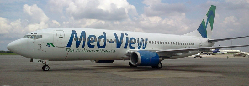 Med-View Airline Boeing 737-400