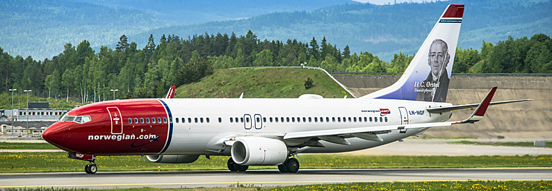 Resultado de imagen para norwegian air shuttle hub