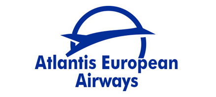Logo of Atlantis European Airways