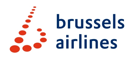 Logo of Brussels Airlines