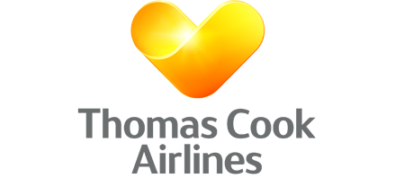Logo of Thomas Cook Airlines