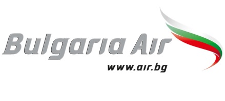 Logo of Bulgaria Air