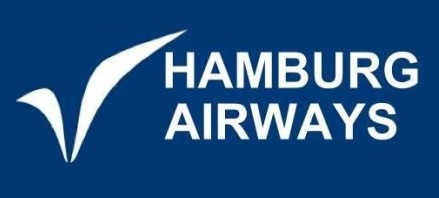 Logo of Hamburg Airways