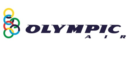 Logo of Olympic Air