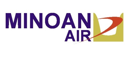 Logo of Minoan Air
