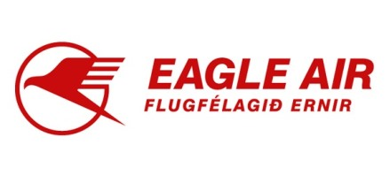 Logo of Eagle Air Iceland