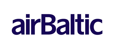 Logo of airBaltic