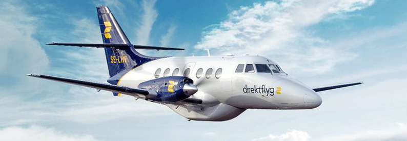 Direktflyg Jetstream 31