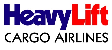 Logo of Heavylift Cargo Airlines