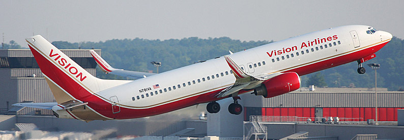 Vision Airlines (USA) Boeing 737-800