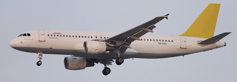 Sudan Airways Airbus A320-200
