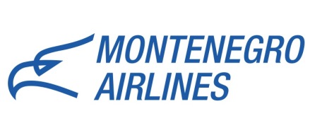 Logo of Montenegro Airlines