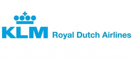 Logo of KLM Royal Dutch Airlines