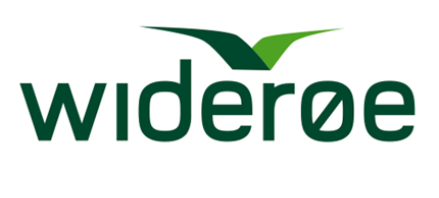 Logo of Wideroe