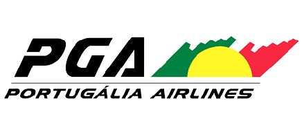 Logo of PGA Portugalia Airlines