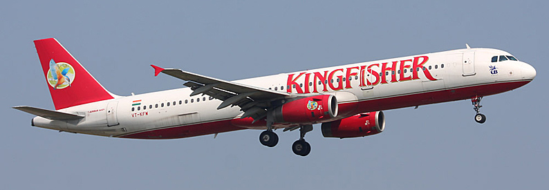 Kingfisher Airlines Airbus A321-200