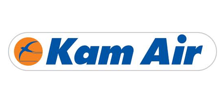 Logo of Kam Air