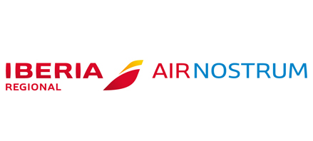 Logo of Air Nostrum