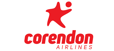 Logo of Corendon Airlines