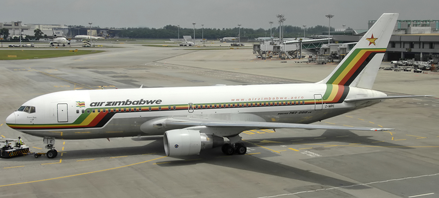 ch-aviation interview: Edmund Makona, CEO Air Zimbabwe