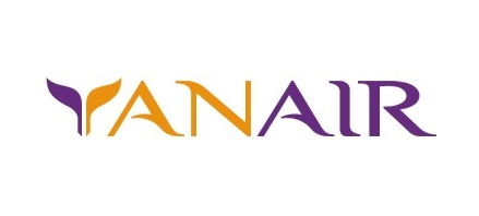 Логотип YanAir