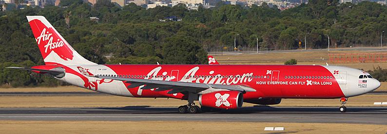 Air Asia X Airbus A330-300