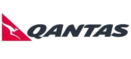 Logo of Qantas  Qantas Logo