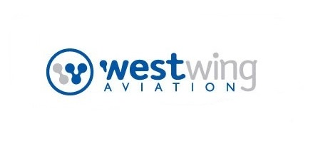 Logo of West Wing Aviation
