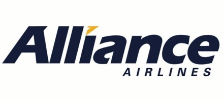 Logo of Alliance Airlines