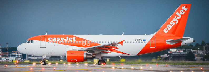 easyJet Airbus A319-100