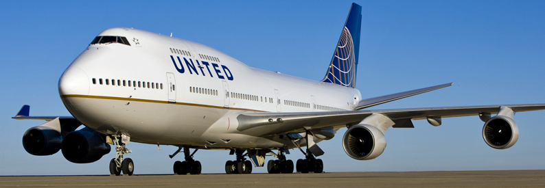 United Airlines Boeing 747-400