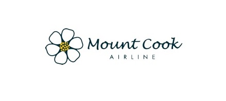 Logo of Mount Cook Airline