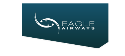 Logo of Eagle Airways