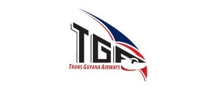 Logo of Trans Guyana Airways